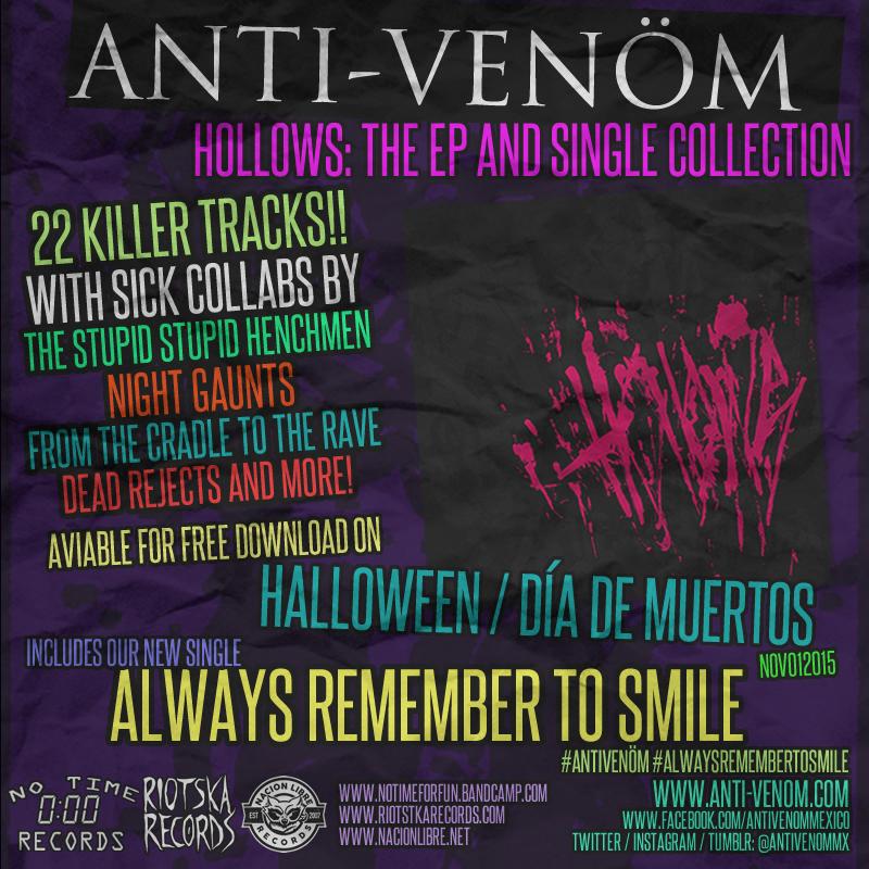 anti-venom hollows