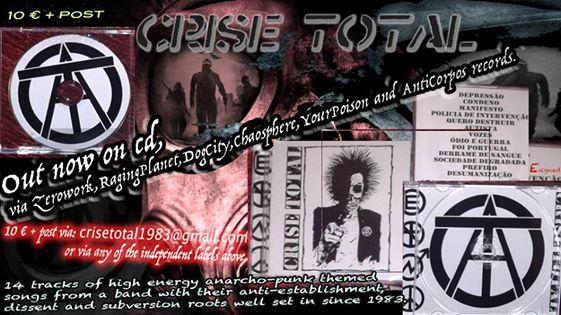 crise total cd
